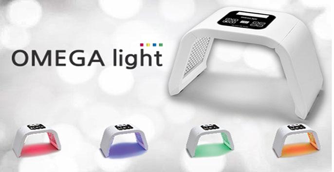 Omega Lightlà công nghệ trị mụn mới có khả năng tiêu diệt các cồi mụn cứng đầu