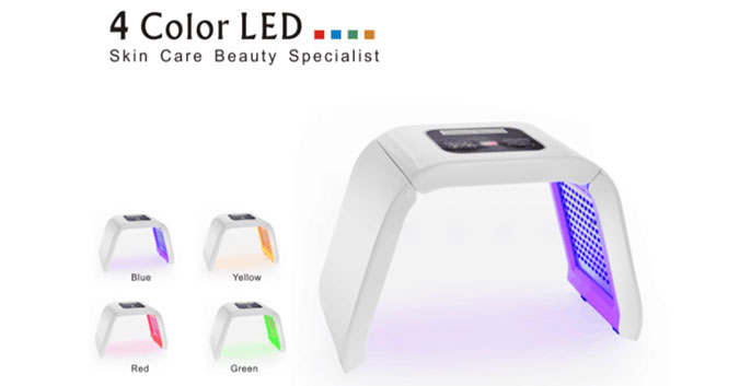 Nouvo Spa sử dụng công nghệ trị thâm Omega Light vượt trội