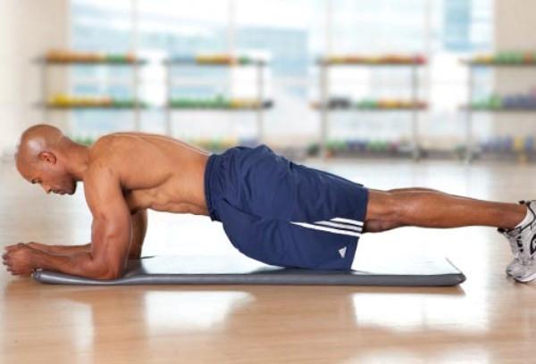 Bài tập đo sàn mở rộng (The extended plank)