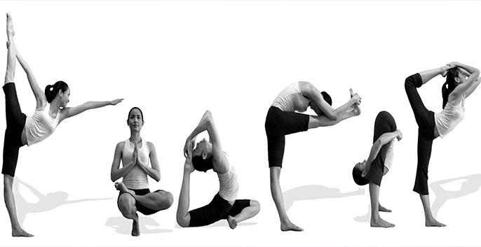Tập yoga sẽ giúp cho bạn giảm cân