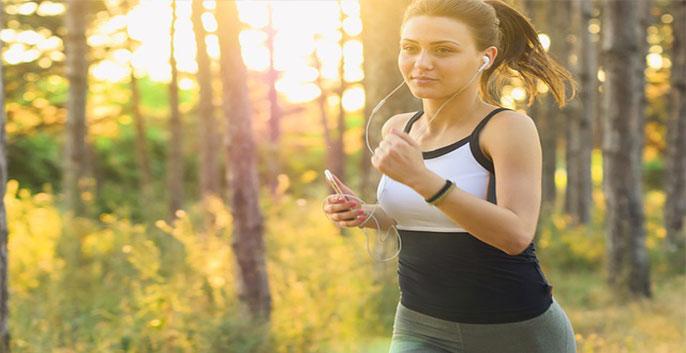 Chạy bộ giúp bạn giảm béo bụng hiệu quả