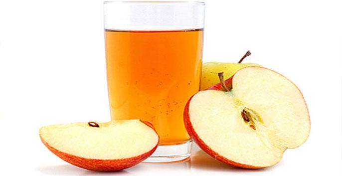 Độ chua của giấm táo có khả năng đánh tan những ngấn mỡ thừa một cách nhanh chóng