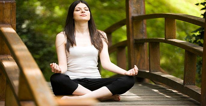 Hít thở đều cũng giúp giảm mỡ bụng rất hiệu quả