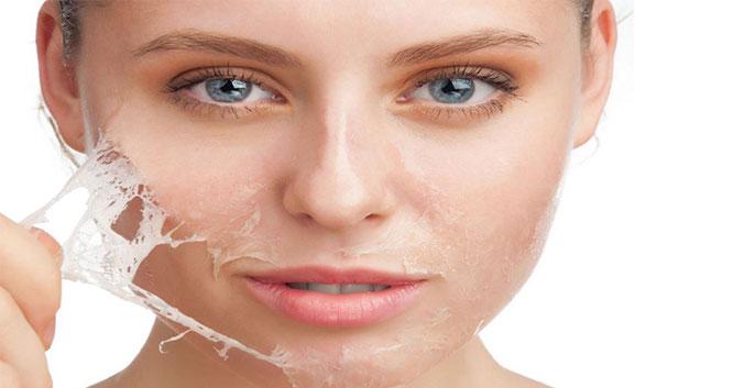 Việc rửa mặt thường xuyên chỉ phần nào lấy đi bụi bẩn