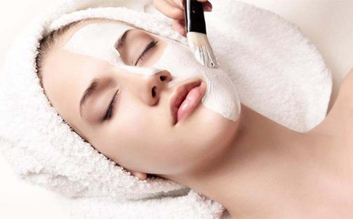 Tắm trắng mặt tại spa đảm bảo an toàn, hiệu quả