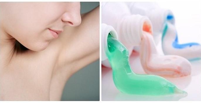 Thực hư Triệt lông bằng kem đánh răng hiệu quả hay không?