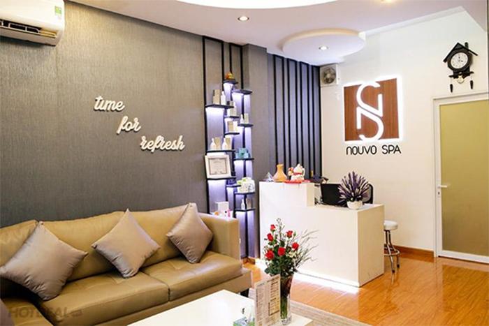 Nouvo SPA - một trong những spa gần đây được khách hàng yêu thích