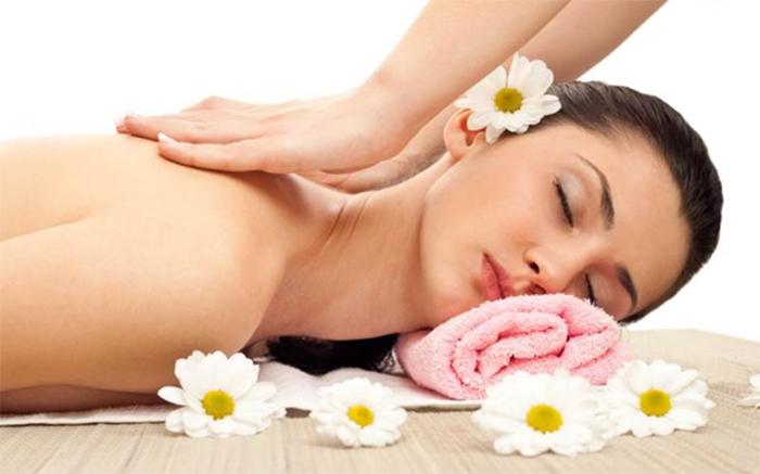 Spa massage rất tốt cho cơ thể