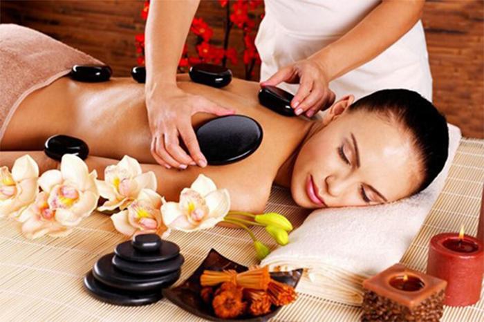 Không gian ở các trung tâm massage sẽ mang lại cho bạn sự thư giãn tuyệt đối