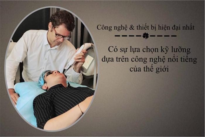 NOUVO Spa – trung tâm chăm sóc và điều trị da hàng đầu Việt Nam.
