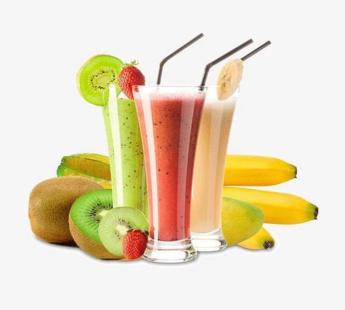 Uống nhiều nước ép trái cây