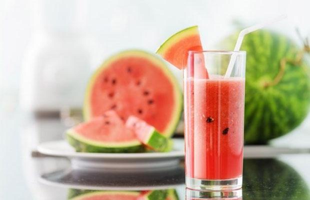 uống nước ép giảm cân đúng cách